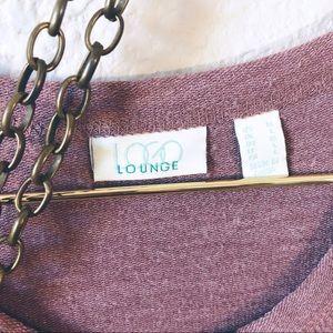LOGO by Lori Goldstein Tops - LOGO Lounge Top